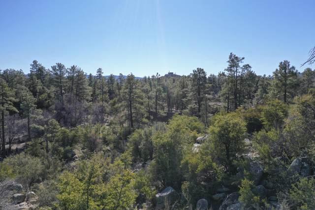 0 Whitney Street, Prescott, AZ 86305 (MLS #1027358) :: Conway Real Estate