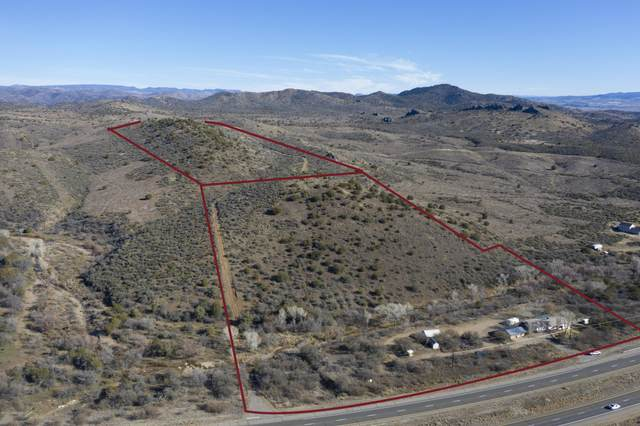 11205 S State Route 69, Mayer, AZ 86333 (MLS #1027377) :: Conway Real Estate