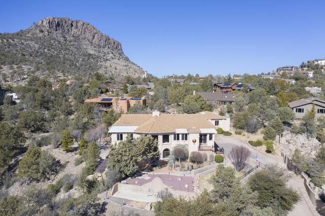 2222 Loma Rica Circle, Prescott, AZ 86303 (MLS #1027425) :: Conway Real Estate