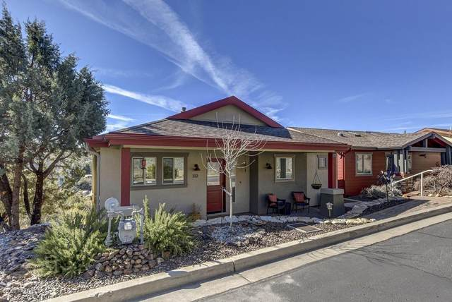 222 Jacob Lane, Prescott, AZ 86303 (#1027443) :: West USA Realty of Prescott