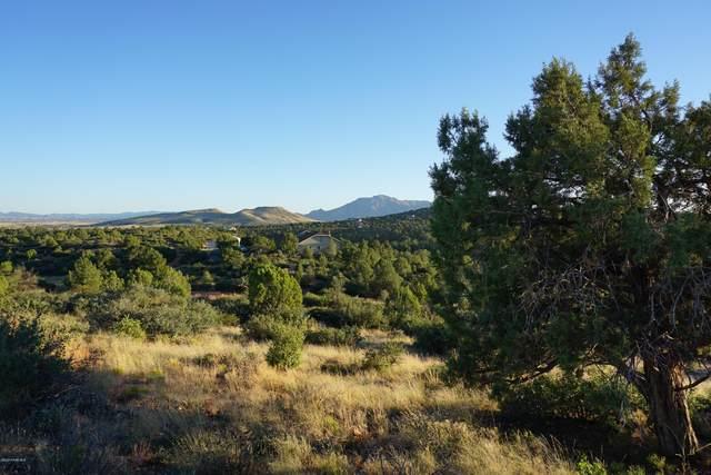 0 Sarah Lot A Drive, Prescott, AZ 86305 (#1027462) :: West USA Realty of Prescott