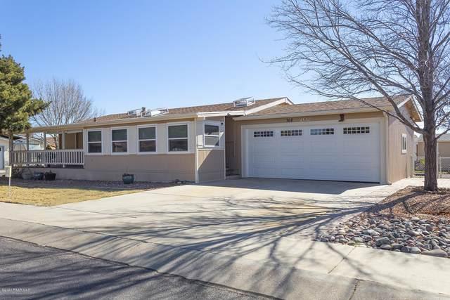 768 N Mesquite Tree Drive, Prescott Valley, AZ 86314 (#1027472) :: HYLAND/SCHNEIDER TEAM