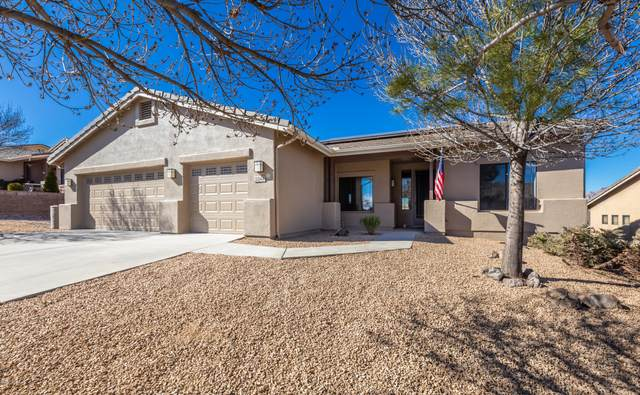 3044 Adobe Springs Drive, Prescott, AZ 86301 (MLS #1027477) :: Conway Real Estate