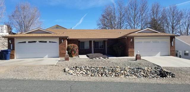 1273 N Barzona Avenue, Dewey-Humboldt, AZ 86327 (#1027498) :: Shelly Watne