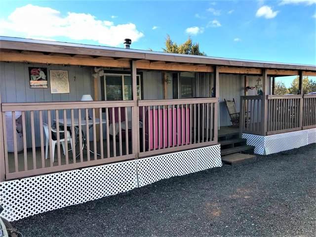 2210 N Joyce Drive, Williams, AZ 86046 (#1027503) :: HYLAND/SCHNEIDER TEAM