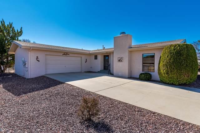 1161 Arrowhead Lane, Dewey-Humboldt, AZ 86327 (#1027509) :: Shelly Watne