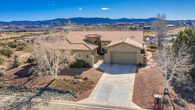 873 Flaming Arrow, Prescott, AZ 86301 (#1027519) :: HYLAND/SCHNEIDER TEAM