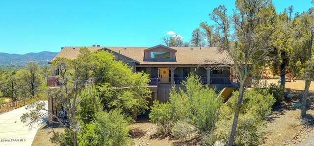 2071 W Thumb Butte Road, Prescott, AZ 86305 (MLS #1027530) :: Conway Real Estate