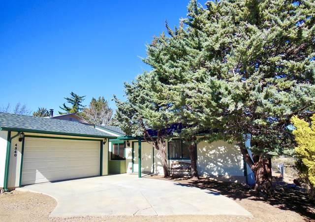 4540 E Robin Drive, Prescott, AZ 86301 (MLS #1027533) :: Conway Real Estate