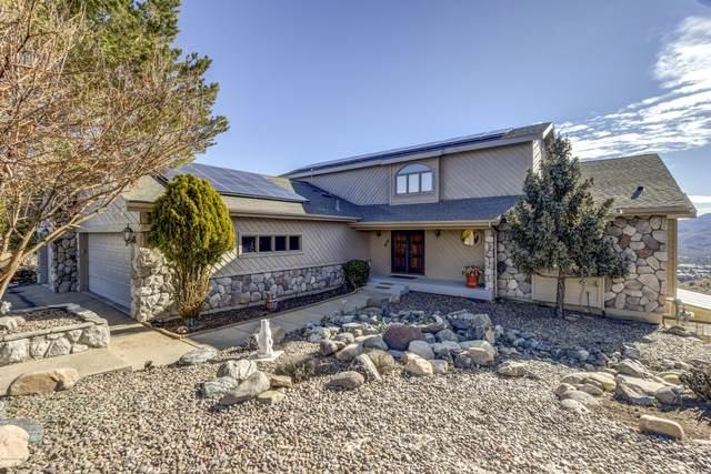4444 Hornet Drive, Prescott, AZ 86301 (#1027619) :: HYLAND/SCHNEIDER TEAM