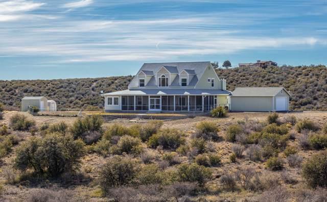 11535 E Prescott Dells Ranch Road, Dewey-Humboldt, AZ 86327 (#1027620) :: West USA Realty of Prescott