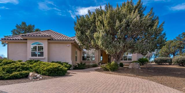 6415 W Inscription Canyon Drive, Prescott, AZ 86305 (#1027621) :: HYLAND/SCHNEIDER TEAM