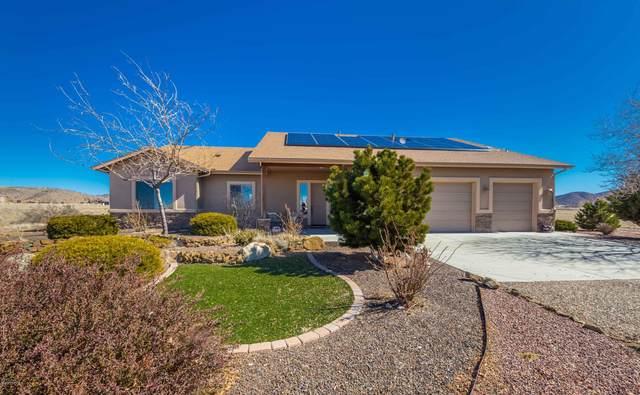 11455 N T Quarter Circle, Prescott Valley, AZ 86315 (#1027633) :: West USA Realty of Prescott