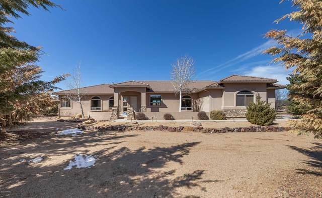 13210 N Iron Hawk Drive, Prescott, AZ 86305 (#1027641) :: HYLAND/SCHNEIDER TEAM