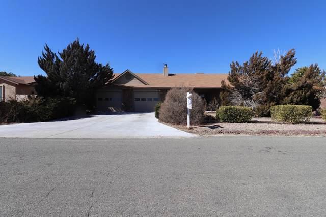 9430 E Magma Drive, Prescott Valley, AZ 86314 (MLS #1027645) :: Conway Real Estate