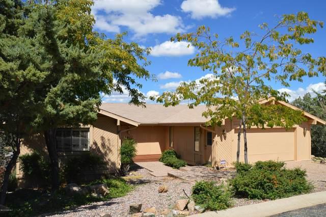 680 Angelita Drive, Prescott, AZ 86303 (#1027646) :: Shelly Watne