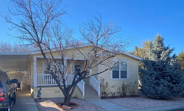 853 N State Route 89 #135, Chino Valley, AZ 86323 (#1027649) :: Shelly Watne