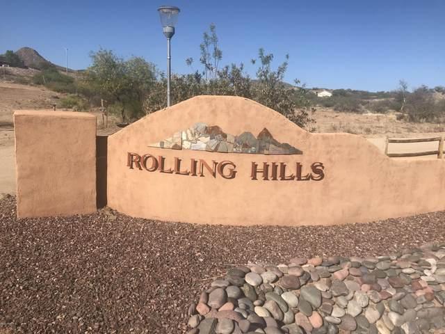 8025 S Rolling Hills Drive, Kirkland, AZ 86332 (#1027671) :: Shelly Watne