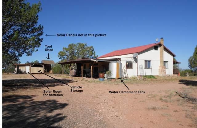 44495 Cattle Drive, Ash Fork, AZ 86320 (#1027674) :: Shelly Watne