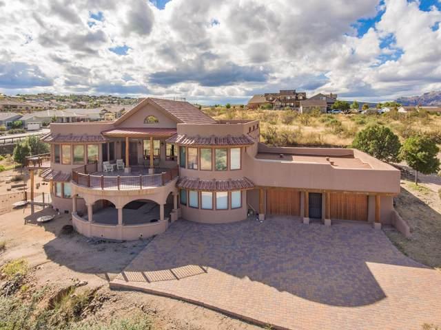 1355 Harvest Lane, Prescott, AZ 86301 (MLS #1027688) :: Conway Real Estate