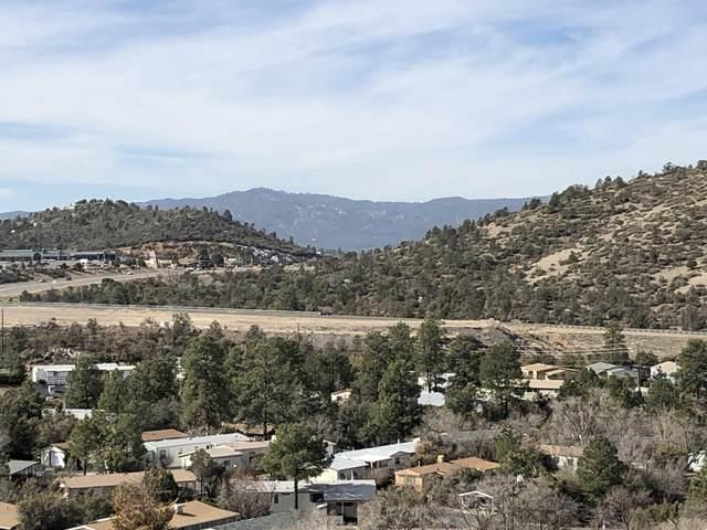 2312 Hillside Loop Road, Prescott, AZ 86301 (MLS #1027692) :: Conway Real Estate