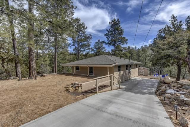 717 S Weeping Willow Lane, Prescott, AZ 86303 (#1027694) :: West USA Realty of Prescott