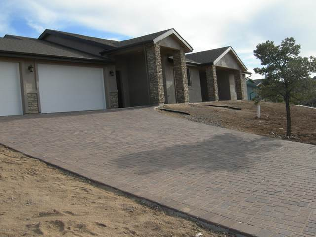 1215 Longview Drive #4, Prescott, AZ 86305 (MLS #1027696) :: Conway Real Estate