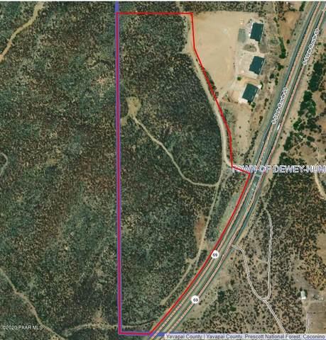 0 S Sr 69 Road, Dewey-Humboldt, AZ 86327 (#1027697) :: Shelly Watne