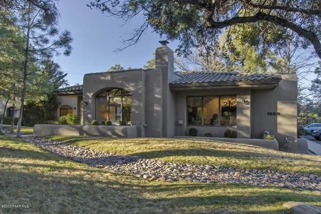 1580 Plaza West Drive, Prescott, AZ 86303 (MLS #1027701) :: Conway Real Estate