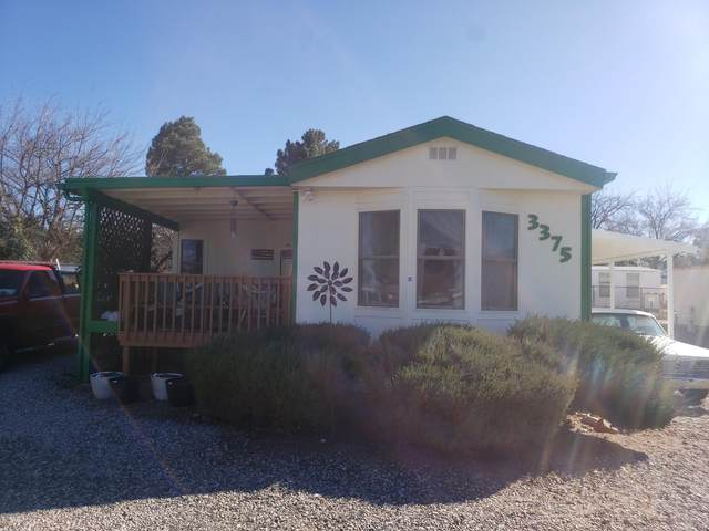 3375 E Tower Drive, Cottonwood, AZ 86326 (MLS #1027728) :: Conway Real Estate