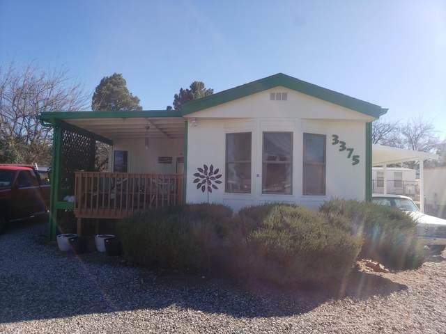 3375 E Tower Drive, Cottonwood, AZ 86326 (#1027728) :: HYLAND/SCHNEIDER TEAM