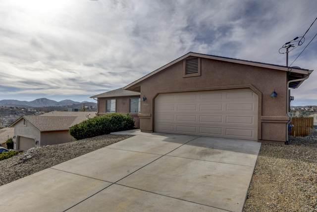 1816 Emerald Drive, Prescott, AZ 86301 (MLS #1027729) :: Conway Real Estate