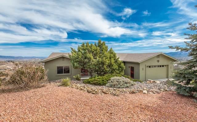 791 Tom Mix Trail, Prescott, AZ 86301 (#1027740) :: HYLAND/SCHNEIDER TEAM