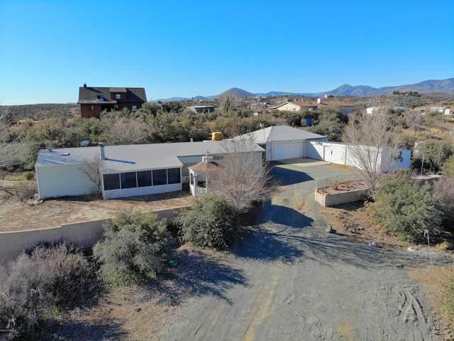 12395 E Deer Path Road, Dewey-Humboldt, AZ 86327 (#1027748) :: Shelly Watne