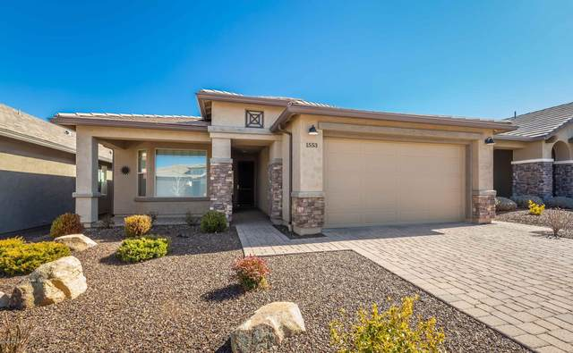 1553 Range View Circle, Prescott Valley, AZ 86314 (#1027756) :: Shelly Watne
