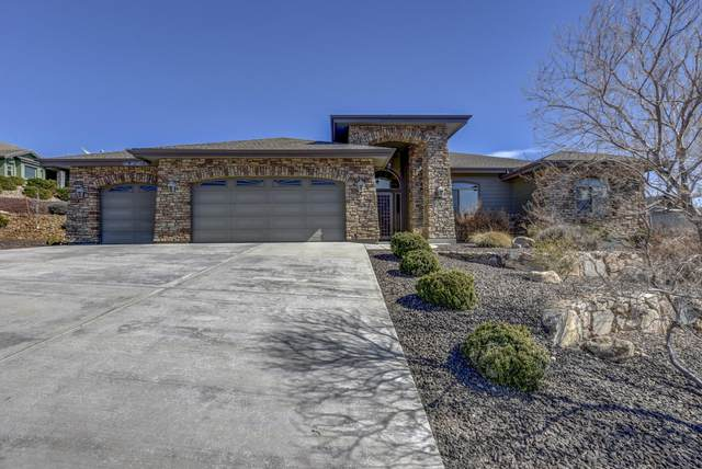 499 Bloomingdale Drive, Prescott, AZ 86301 (#1027781) :: Shelly Watne