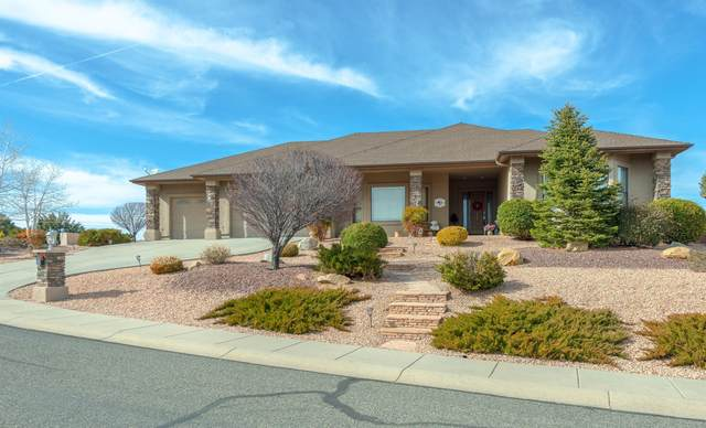 101 Juniper Ridge Drive, Prescott, AZ 86301 (#1027783) :: Shelly Watne