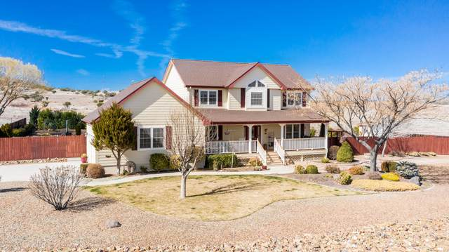 1540 Lake Shore Drive, Chino Valley, AZ 86323 (MLS #1027794) :: Conway Real Estate