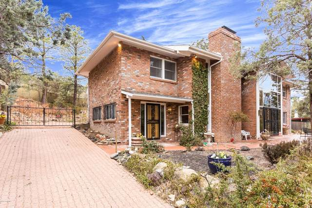 1211 Country Club Drive, Prescott, AZ 86303 (MLS #1027795) :: Conway Real Estate