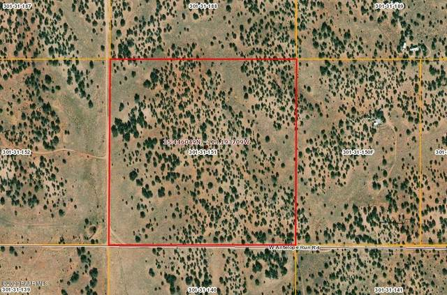 Lot 150 Antelope Run Road, Seligman, AZ 86337 (#1027838) :: Shelly Watne