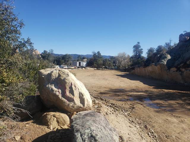 1353 Rockwood  (Lot 90) Drive, Prescott, AZ 86305 (#1027882) :: Shelly Watne