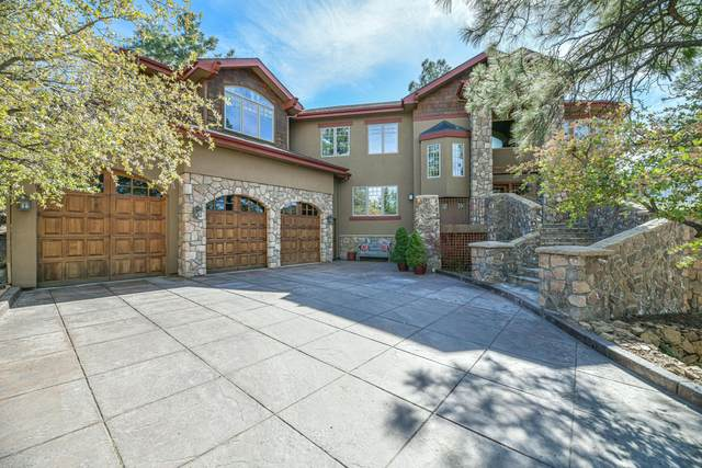 1350 Copper Canyon Drive, Prescott, AZ 86303 (#1027896) :: Shelly Watne