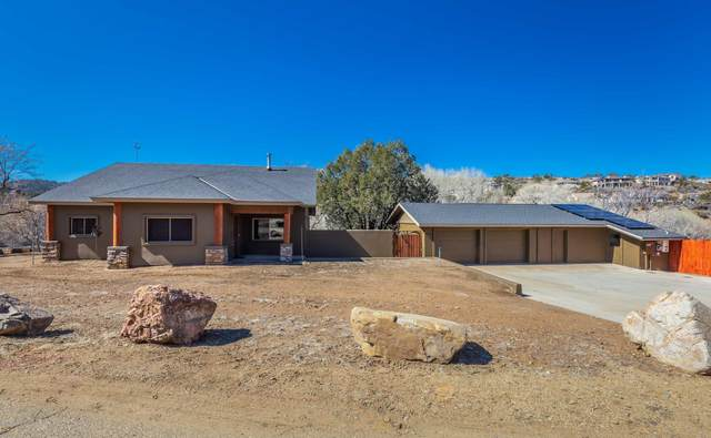 636 N Cliff Haven Trail, Prescott, AZ 86303 (#1027898) :: Shelly Watne