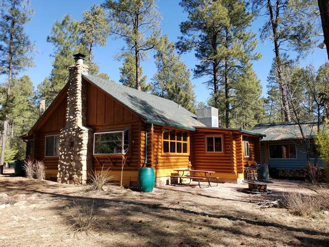 1415 W Libby Loop Road, Prescott, AZ 86303 (#1027900) :: Shelly Watne