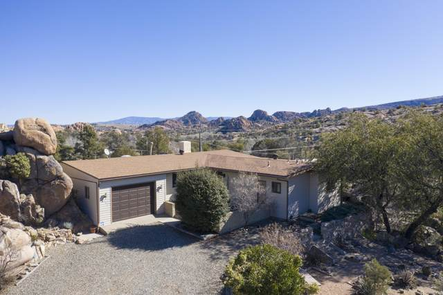 3175 N State Route 89, Prescott, AZ 86301 (#1027901) :: Shelly Watne