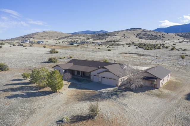 10765 N Prescott Ridge Road, Prescott Valley, AZ 86315 (MLS #1028078) :: Conway Real Estate