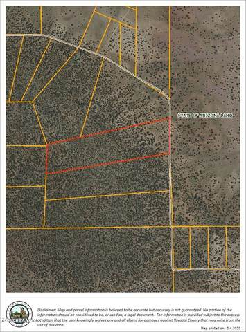 347 Sierra Verde Ranch, Seligman, AZ 86337 (MLS #1028113) :: Conway Real Estate