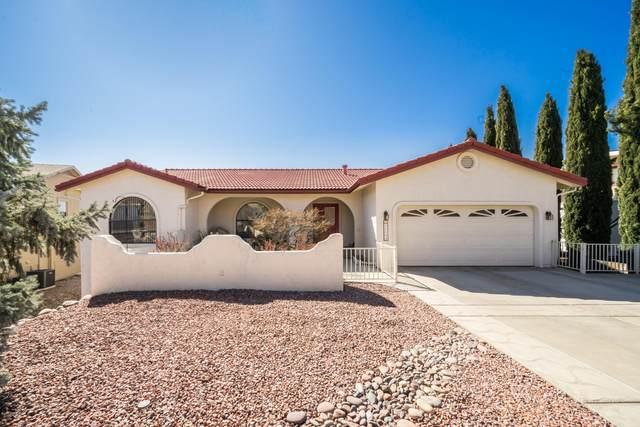 11133 Ironwood Lane, Dewey-Humboldt, AZ 86327 (#1028152) :: Shelly Watne