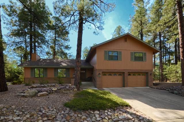 1145 E Timber Ridge Road, Prescott, AZ 86303 (MLS #1028176) :: Conway Real Estate