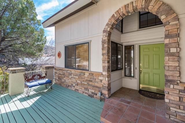 480 Hillcrest Drive, Prescott, AZ 86303 (#1028207) :: West USA Realty of Prescott